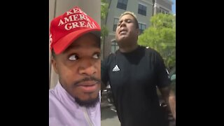 HERE WE GO AGAIN! Watch This Man Argue With Police