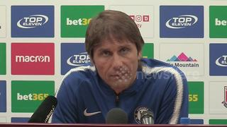 Conte 'delighted' with excellent Morata - Video