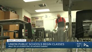 Union Public Schools, Return To Learn