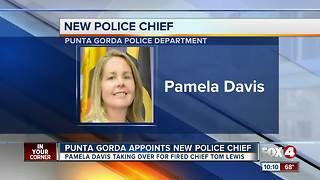 New police chief announced in Punta Gorda - Video