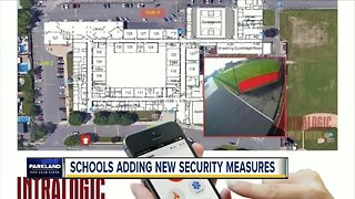 Schools adding new security measures