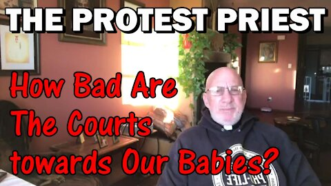How Bad Are The Courts Towards Our Babies? | Fr. Imbarrato Live - Feb. 19, 2021