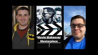 'Blade: Trinity' w/Tyler Hummel | StudioJake Movie Makeover Masterpiece 03