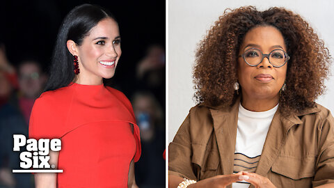 Meghan Markle feels 'liberated' to finally speak for herself