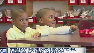 STEM Day at Dixon Educational Learning Academy - Video