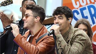 Jonas Brothers' New Album Includes Love Songs To New Wives