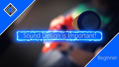 Why sound design is important in the editing process