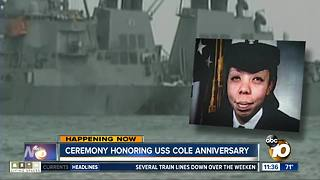 Family, friends remember San Diegan killed in USS Cole bombing