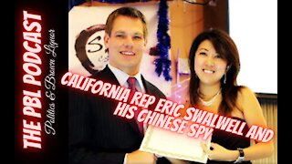 California Rep Eric Swalwell and his Chinese spy | He blames Trump