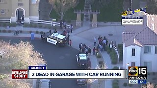 Two women found dead inside Gilbert garage
