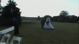 Hilarious Wedding Mishap - Video