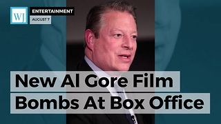 New Al Gore Film Bombs At Box Office - Video