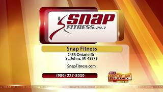 Snap Fitness - 1/15/18 - Video