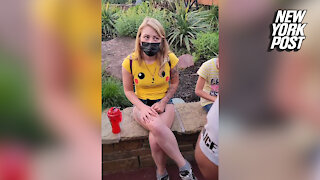 Mom nearly busted at Six Flags — after guard says her shorts are too skimpy