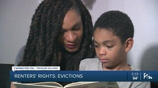 Renters' Rights: Tenant avoids eviction thanks to community resources