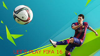 Let's play Fifa 16 PSG vs PSV Must watch - Video