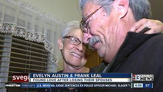Love after loss: Local widowed couple finds love again - Video