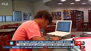 Local mom files lawsuit against Bakersfield City School District