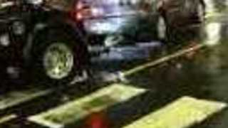 Flash Flooding Submerges Cars in Raleigh Mall