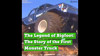 The Legend of Bigfoot: The Story of the First Monster Truck