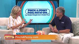 Pinch A Penny Pool Patio Spa - Video