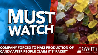 Company Forced To Halt Production Of Popular Candy After People Claim It's 'Racist' - Video
