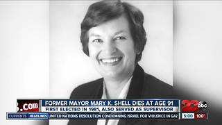 Remembering Mary K. Shell