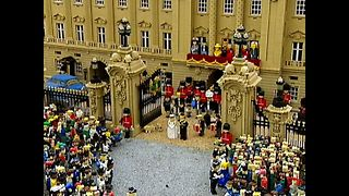 Lego Royal Wedding - Video