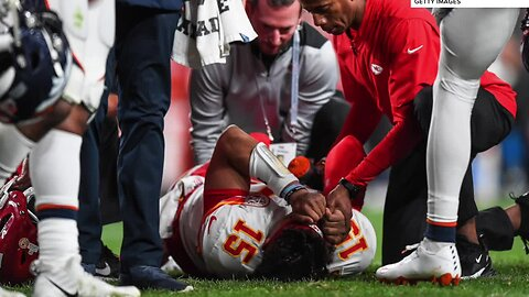 Medical experts explain what's next for Mahomes' injury
