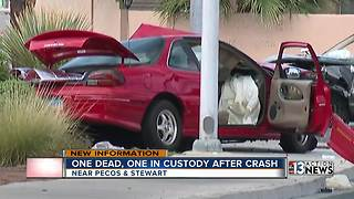 Pecos shut down near Stewart as police investigate deadly crash - Video