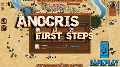 Anocris - Web browser game. LionMoon