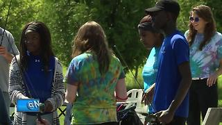 Boys and Girls Club, CP Center team up to fish - Video