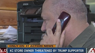 Muslim business owner claims he's being harassed - Video