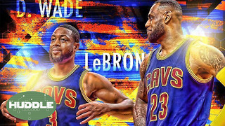 Is Dwayne Wade Trade To Cavs a Done Deal?! - The Huddle - Video