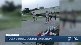 2020 Virtual Boston Marathon
