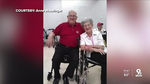 Couple separated by COVID-19 nursing home restrictions hope to reunite soon