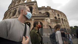 Italy To Require Masks In All Outdoor Spaces