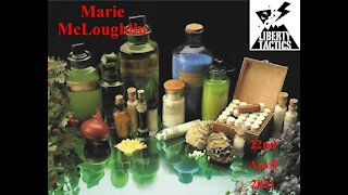 A Morning With Marie – Homeopathy A Joy – 22-4-21