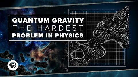 Quantum Gravity and the Hardest Problem in Physics