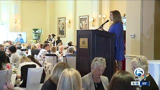 Fashion show & Luncheon for Mary's Shelter