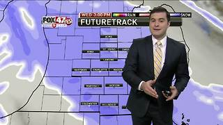 Jim's Forecast 12/12 - Video