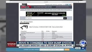 Feinstein moves to ban bump stocks in wake of Las Vegas mass shooting - Video