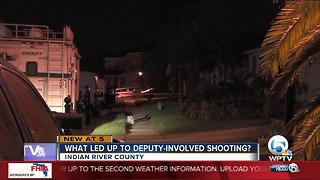 What led up to deputy-involved shooting in Indian River County on June 26, 2017 - Video
