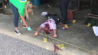 TBI Agent Training Held At Criminal Justice Academy - Video