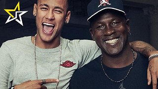Michael Jordan And Neymar Team Up To Create New Soccer Cleat For 2016 Olympics - Video