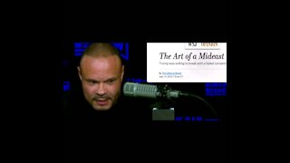 Middle East Peace Deal Segment from Dan Bongino 1347