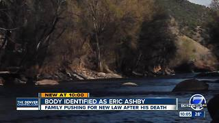 Body in Arkansas River found identified as Eric Ashby - Video