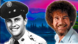 Weird Things You Didn't Know About Bob Ross