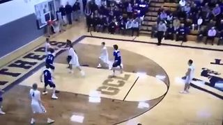 Elder High School student cheering section taunts St. Xavier play with homophobic chant - Video