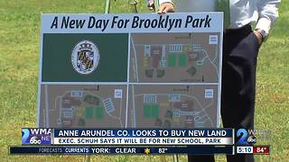 Anne Arundel County looks to buy new land